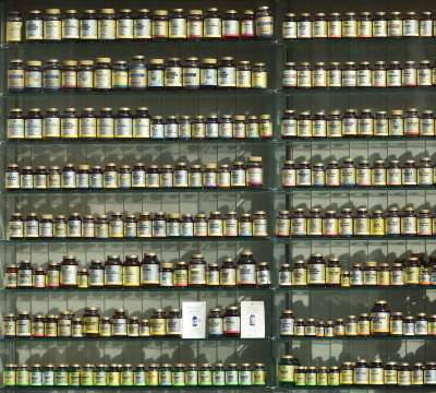 Vitamin Bottles Unsplash